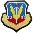 U.S. Air Force Tactical Air Command Shield Patch 4 1/8""