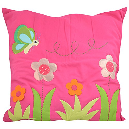 Peek a boo Patterns BLOOM FLOOR CUSHION COVER