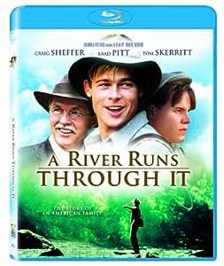 River Runs Through It [Blu-ray] (Bilingual) [Import]