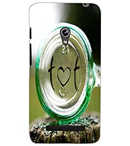 ASUS ZENFONE 5 A501CG TEXT Back Cover by PRINTSWAG