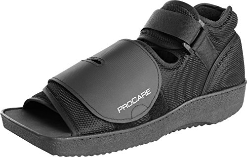 DSS Squared Toe Post-Op-Shoe Medium