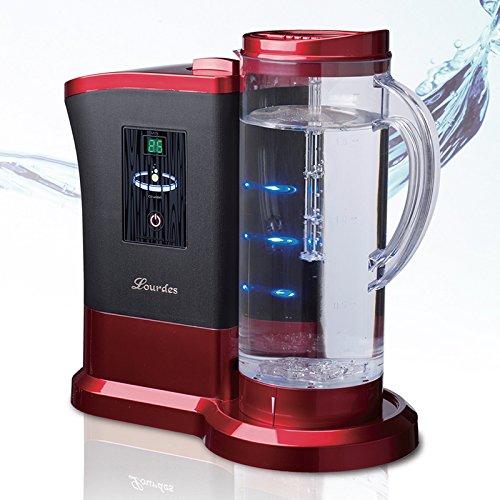 Home Hydrogen Generator >> Lourdes Hydrogen Water Generator - Import It All
