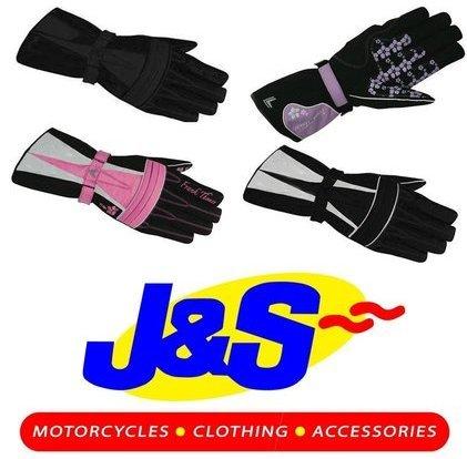 Frank Thomas h20113Lilly Mesdames gants de moto pour femme gants de moto J & S