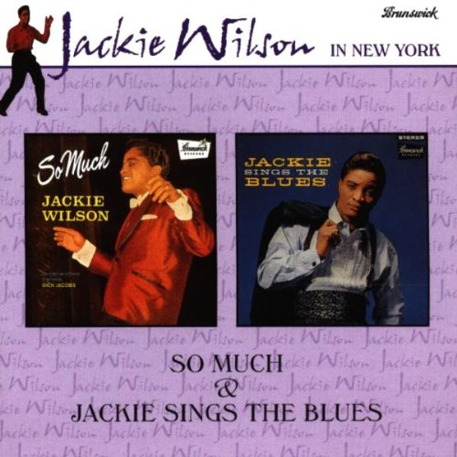 So Much Jackie Sings the Blues by Jackie Wilson
