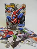 Spiderman Floor Puzzle