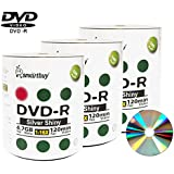 Smart Buy 300 Pack Dvd-r 4.7gb 16x Shiny Silver Blank Data Video Movie Recordable Media Disc 300 Disc 300pk