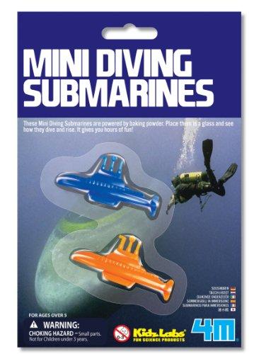 4m - Mini Diving Submarines - 1