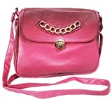 Chalissa Women's Pink Elegant Sling Bag