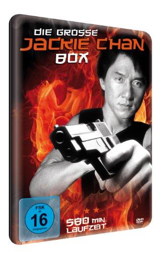 Die große Jackie Chan (Metallbox) [2 DVDs]