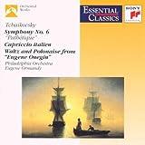Tchaikovsky: Symphony No.6, Capriccio Italien, Eugen Onegin