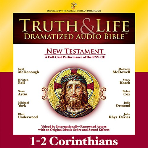 Truth and Life Dramatized Audio Bible New Testament: 1 and 2 Corinthians