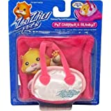 ZhuZhu Pets - Pink Pet Carrier And Pink Blanket