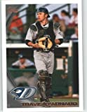 2010 Topps Pro Debut Baseball Card # 346 Travis D'Arnaud - Dunedin Blue Jays - MiLB (Prospect / Rookie Card) Trading Card in a !