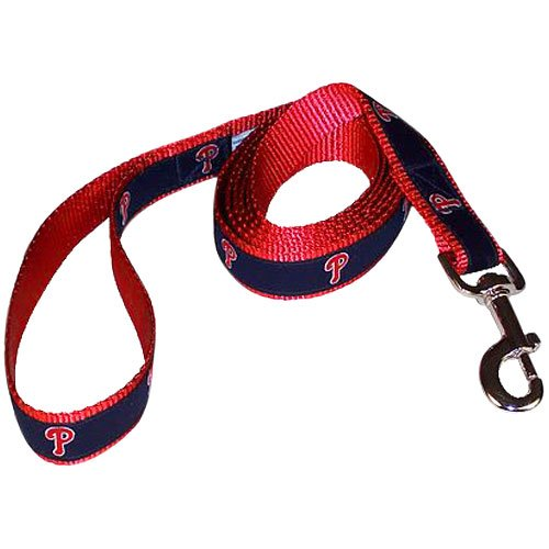 Sporty K9 SK9-549 1-Inch Wide Philadelphia Phillies Dog Leash at Amazon.com