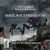 Breakthrough: The Great Martian War, Book 2 | Scott Washburn