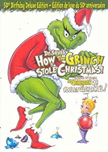Dr. Seuss's How the Grinch Stole Christmas (50th Birthday Bilingual Deluxe Edition)