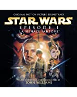 Star Wars Episode 1: La Menace fantôme: Original Motion Picture Soundtrack - French Version