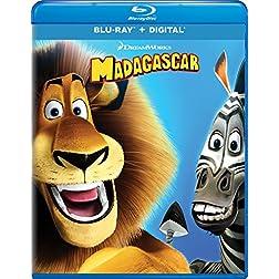 Madagascar [Blu-ray]