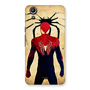 Enticing Ready For Web Multicolor Back Case Cover for Micromax Canvas Selfie Lens Q345
