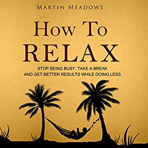 How to Relax Audiobook
