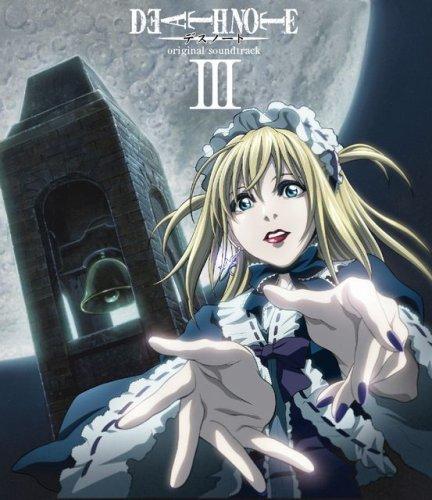 Death Note Original Soundtrack 3