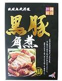 琉球伝統料理 黒豚角煮 400g