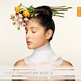 Concerto in B Flat Major, RV 166: II.Adagio