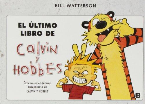 EL ULTIMO LIBRO DE CALVIN Y HOBBES