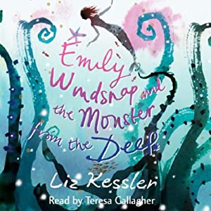 Emily Windsnap and the Monster from the Deep Audiobook