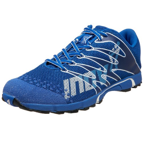 Inov-8 F-Lite 230 Racing Flat,Azure/White,10.5 B(M) US Women's/9 D(M) US Men's