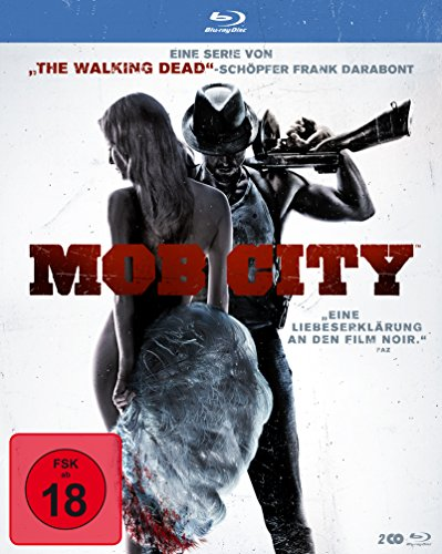 Mob City [Blu-ray]