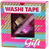 Washi Tape Gift: Creative Craft Kit