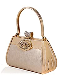 Luxury Diamond 2015 Mini Women Evening Bags Designer Day Clutch Bag Rhinestone Wedding Bridal Bag Ladies Party...