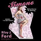 Simone: Adventures in Dating (Boxed Set), Books 1-5 Hörbuch von Riley J. Ford Gesprochen von: Elizabeth Powers