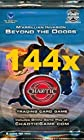 Chaotic M'arrillian Invasion BEYOND THE DOORS Trading Card Game Booster - 144 PACK LOT (9 Cards/Pack)