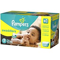 2-Pack Pampers Swaddlers Diapers Giant Pack + $10 Target Gift Card