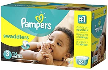 Pampers Swaddlers Diapers Giant Pack