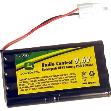 24 John Deere Radio Control 4wd Tractor   Rechargeable Battery