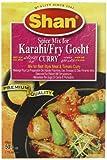Shan Karahi Fry Gosht Masala 50 g (Pack of 12)