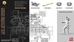 1/35 M3A3ブラッドレー騎兵戦闘車 デラックスエディション (デラックス版)