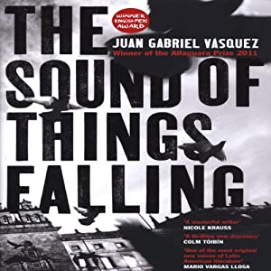 The Sound of Things Falling | Livre audio