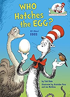Book Cover: Who Hatches the Egg?: All About Eggs