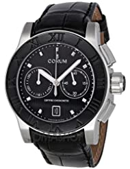 Corum Romulus Automatic Crocodile Leather Mens Watch 984715980F01BN77