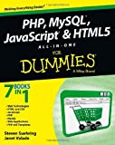 PHP, MySQL, JavaScript & HTML5 All-in-One For Dummies (For Dummies (Computers))