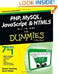 PHP, MySQL, JavaScript &amp; HTML5 All-in...
