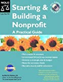 Starting & Building a Nonprofit: A Practical Guide with CDROM