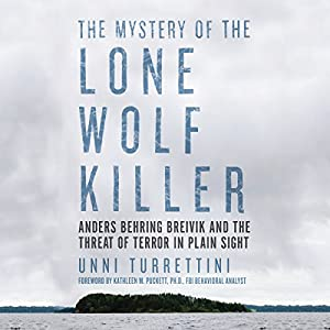 The Mystery of the Lone Wolf Killer Audiobook