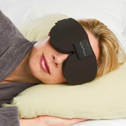 Sound Oasis® Glo To Sleep Deluxe Sleep Mask front-486283