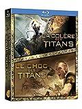 Image de Le Choc des Titans + La colère des Titans [Blu-ray]