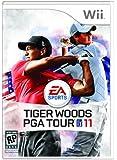 Tiger Woods PGA TOUR 11 - Wii Standard Edition